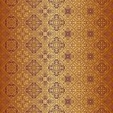 Teste padrão floral sem emenda do papel de parede real, fundo luxuoso Imagens de Stock Royalty Free