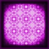 Teste padrão floral tirado mão Foto de Stock