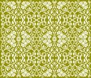 Teste padrão floral - vetor Imagens de Stock