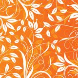 Teste padrão floral, vetor Imagem de Stock