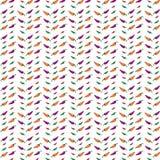 Teste padrão fresco e colorido do pimentão Fotografia de Stock