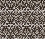 Teste padrão gótico do ornamento do estilo Ilustração Stock