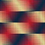 Teste padrão geométrico Foto de Stock