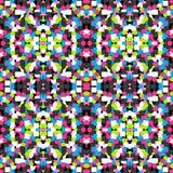 Teste padrão geométrico Ilustração Stock
