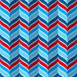 Teste padrão geométrico abstrato ilustração stock