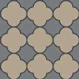 Teste padrão geométrico abstrato ilustração do vetor