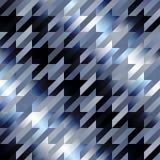 Teste padrão geométrico abstrato Imagens de Stock Royalty Free