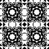 Teste padrão geométrico abstrato Fotografia de Stock