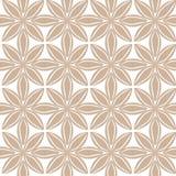 Teste padrão geométrico abstrato Imagem de Stock Royalty Free