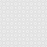 Teste padrão geométrico abstrato com Grey Lines no fundo branco Vetor Imagem de Stock Royalty Free