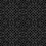 Teste padrão geométrico abstrato com Grey Lines no fundo escuro Vetor Imagem de Stock Royalty Free