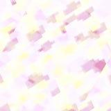 Teste padrão geométrico abstrato das formas Imagem de Stock
