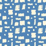 Teste padrão geométrico abstrato sem emenda Imagem de Stock Royalty Free