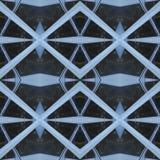 Teste padrão geométrico abstrato sem emenda Foto de Stock
