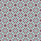 Teste padrão geométrico asiático do vetor Foto de Stock Royalty Free