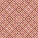 Teste padrão geométrico colorido sem emenda do projeto Fotografia de Stock