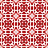 Teste padrão geométrico decorativo Fotografia de Stock Royalty Free