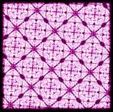 teste padrão geométrico do drawnd da mão Fotos de Stock