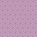 Teste padrão geométrico do vetor Foto de Stock Royalty Free
