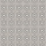Teste padrão geométrico do vetor ilustração royalty free