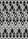 Teste padrão geométrico esse telhas sem emenda Fotografia de Stock