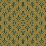 Teste padrão geométrico pequeno Imagem de Stock