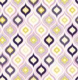Teste padrão geométrico sem emenda ilustração royalty free