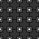 Teste padrão geométrico sem emenda Imagens de Stock Royalty Free