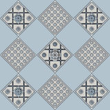 Teste padrão geométrico sem emenda 18 Fotos de Stock