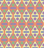 Teste padrão geométrico sem emenda abstrato Imagem de Stock Royalty Free