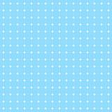 Teste padrão geométrico sem emenda azul ilustração do vetor do fundo Fotografia de Stock