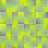 Teste padrão geométrico sem emenda da quadriculação Imagens de Stock