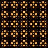 Teste padrão geométrico sem emenda do vetor Fotografia de Stock Royalty Free