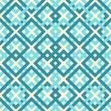 Teste padrão geométrico sem emenda Teste padrão geométrico colorido Teste padrão sem emenda, fundo, textura Ornamento do vetor Fotos de Stock