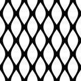 Teste padrão geométrico sem emenda Textura entrelaçada sumário ilustração royalty free