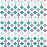 Teste padrão geométrico Textura do vintage ilustração do vetor