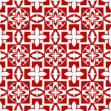 Teste padrão geométrico tradicional Fotos de Stock Royalty Free