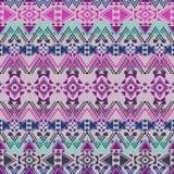 Teste padrão geométrico tribal étnico Fotografia de Stock Royalty Free