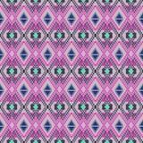 Teste padrão geométrico tribal étnico Imagem de Stock Royalty Free