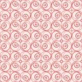 Teste padrão graficamente floral para os feriados Imagem de Stock Royalty Free