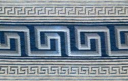Teste padrão grego fotos de stock royalty free