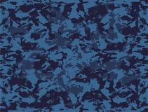 Teste padrão inútil da camuflagem ilustração stock