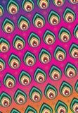 Teste padrão indiano colorido Imagens de Stock