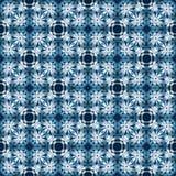 Teste padrão infinito abstrato Imagem de Stock Royalty Free