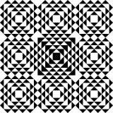 Teste padrão intricado da telha ilustração royalty free