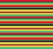 teste padrão jamaicano retro dos anos 90 ilustração do vetor