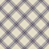 Teste padrão japonês do quimono Ilustração sem emenda do vetor checkered Imagem de Stock