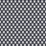 Teste padrão japonês tradicional do quimono Illustratio sem emenda do vetor Fotografia de Stock