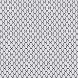 Teste padrão japonês tradicional do quimono Illustratio sem emenda do vetor Fotos de Stock