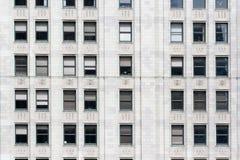 Teste padrão múltiplo das janelas foto de stock
